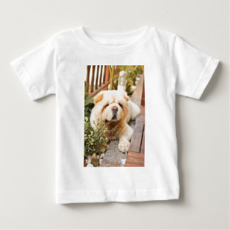 Chow Chow Dog Breed Baby T-Shirt