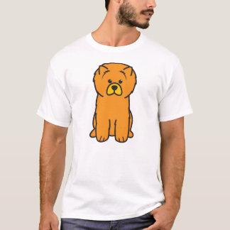 Chow Chow Dog Cartoon T-Shirt