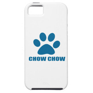CHOW CHOW DOG DESIGNS iPhone 5 COVERS