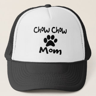 Chow Chow dog mom Trucker Hat