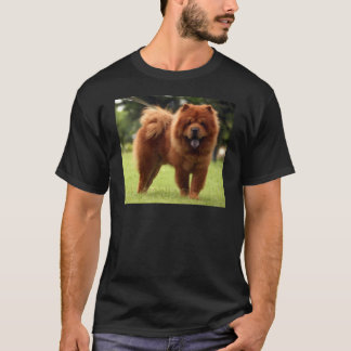 Chow Chow Dog Poses T-Shirt