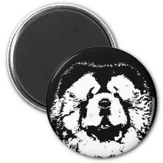 Chow Chow Gifts - Magnet