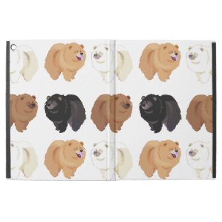 chow chow ipad pro case