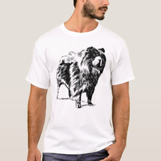 chow chow love T-Shirt
