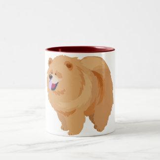 Chow Chow mug