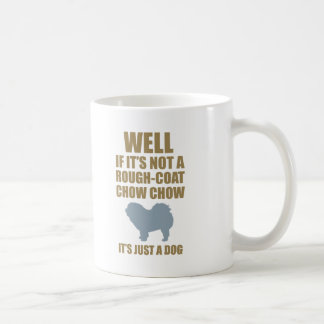 Chow Chow Rough-Coat Coffee Mug