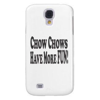 Chow Chows Have More Fun!