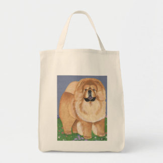 Chow grocery tote