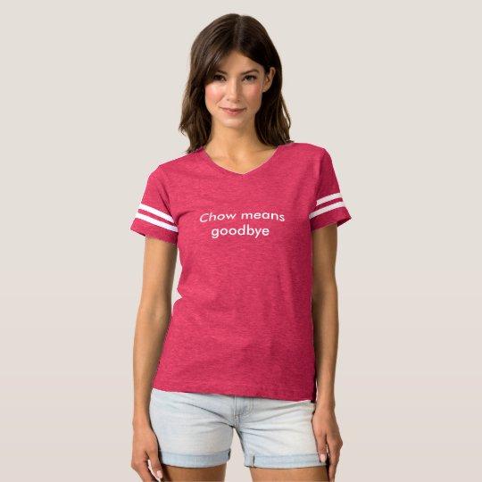 Chow T-shirt