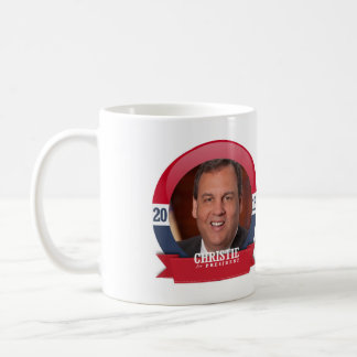 CHRIS CHRISTIE 2016 COFFEE MUG