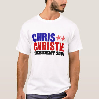 Chris Christie 2016 shirt