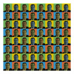 Chris Christie Pop-Art Poster