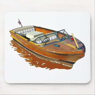 Chris Craft Continental Mouse Pad