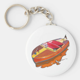 Chris Craft Riviera Keychain