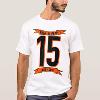 Chris Henry Rest In Peace Bengals T-Shirt