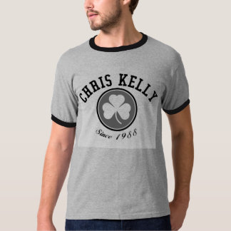Chris Kelly - Customized T-Shirt
