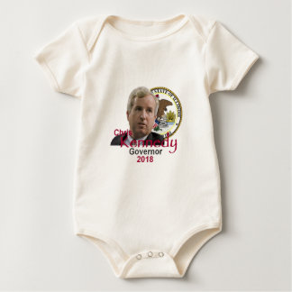 Chris KENNEDY Governor Baby Bodysuit