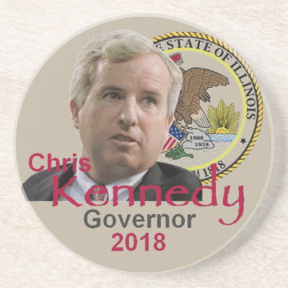 Chris KENNEDY GOVERNOR Coaster
