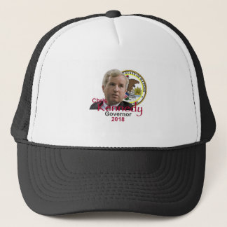 Chris KENNEDY Governor Trucker Hat