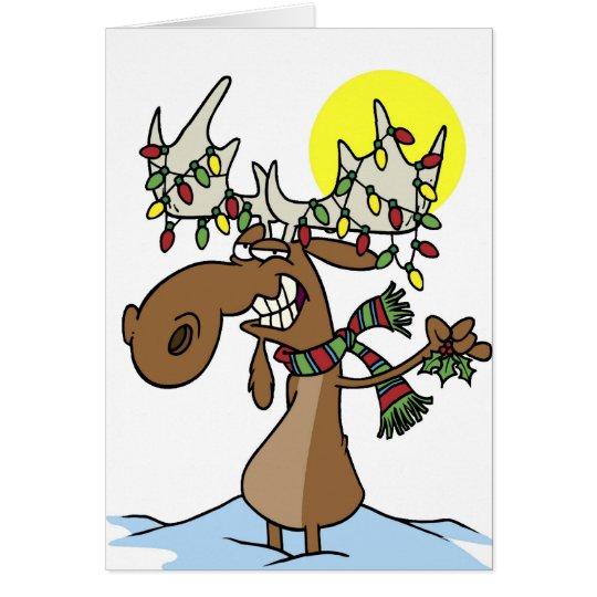 Chris Moose Card