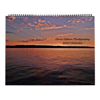 Chris Osborn Photography 2015 Calendar