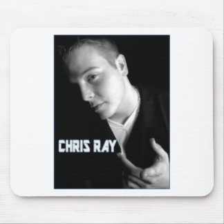 chris ray products mouse pad