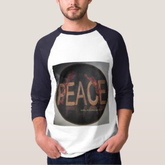 "Chrisian T-shirt ""Peace Love Joy"""