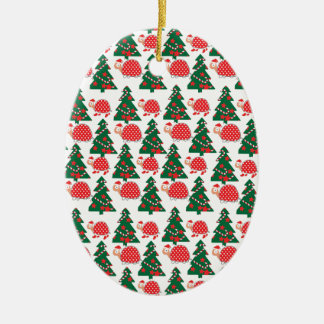 chrismas ceramic ornament