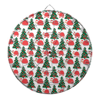 chrismas dartboard