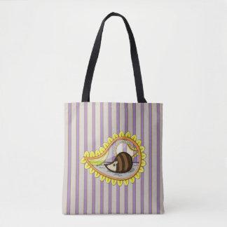 Chrissy the Hedgehog All-Over-Print Bag