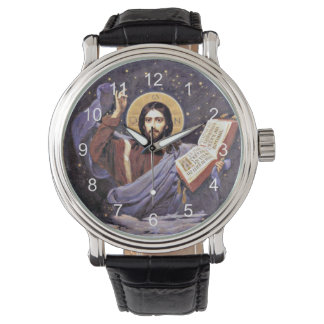 Christ Almighty, Viktor Vasnetsov painting Watches