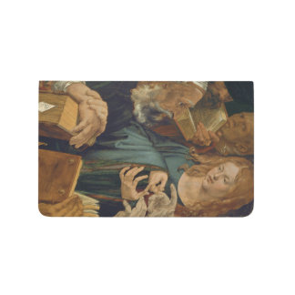 Christ Among the Doctors c1506 Journals
