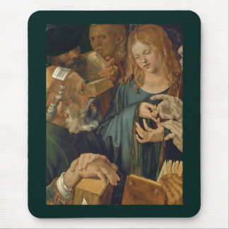 Christ Among the Doctors c1506 Mouse Pad