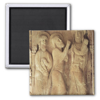Christ and the Pilgrims of Emmaus Magnet