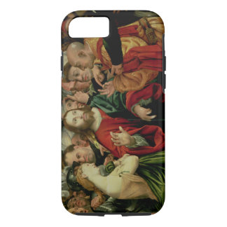 Christ and the Woman Taken in Adultery 2 iPhone 7 Case