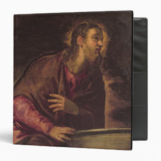 Christ at the Well, c.1560 (oil on canvas) (see 50 Vinyl Binder