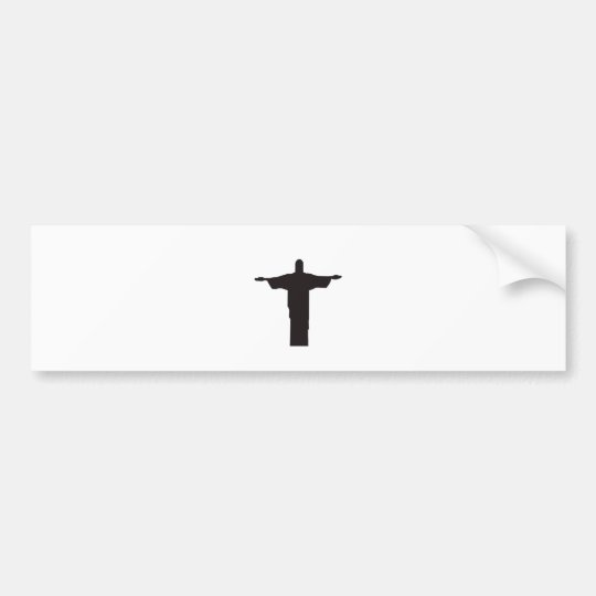 Christ Bumper Sticker