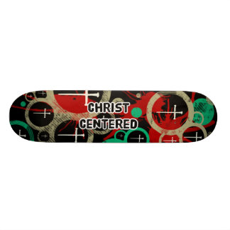 Christ Centered Skate Board