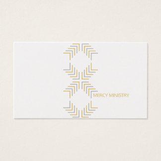 Christ Cross Business Card