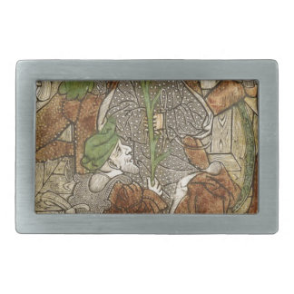 Christ Crowned with Thorns Belt Buckle