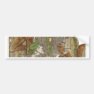 Christ Crowned with Thorns Bumper Sticker