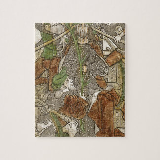 Christ Crowned with Thorns Jigsaw Puzzle