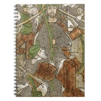 Christ Crowned with Thorns Notebook