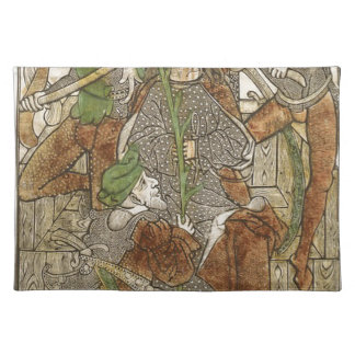 Christ Crowned with Thorns Placemat