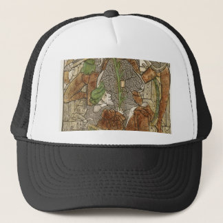 Christ Crowned with Thorns Trucker Hat