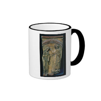 Christ Crowning the Emperor Constantine VII Coffee Mug