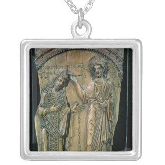 Christ Crowning the Emperor Constantine VII Pendants