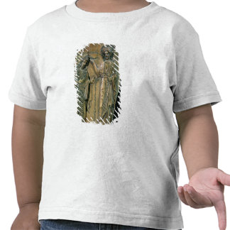 Christ Crowning the Emperor Constantine VII Tshirts