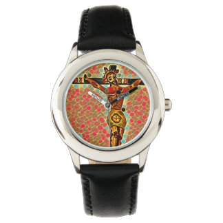 Christ Crucified Watch