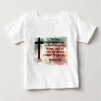 Christ died for us baby T-Shirt